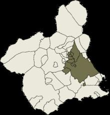 Murcia_metropolitan_area
