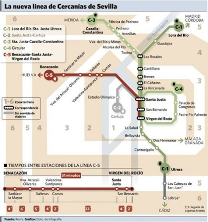 2011-03-27 Plano de cercanías de Sevilla