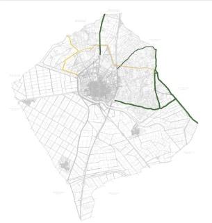 suelo No Urbanizable - Vias Pecuarias