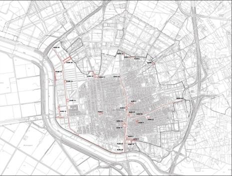 suelo urbano consolidado-actuaciones no integradas