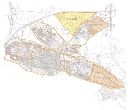 Suelos Urbanizables NO Programados