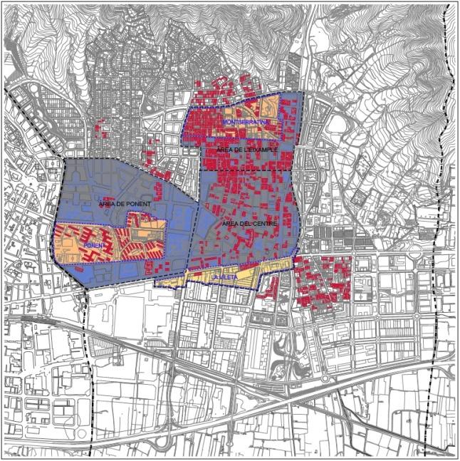 areas de renovacion y regeneracion