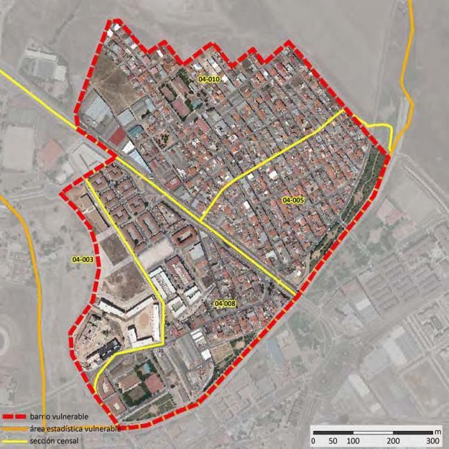 Barrio San Juan-San Lázaro-Santa Isabel