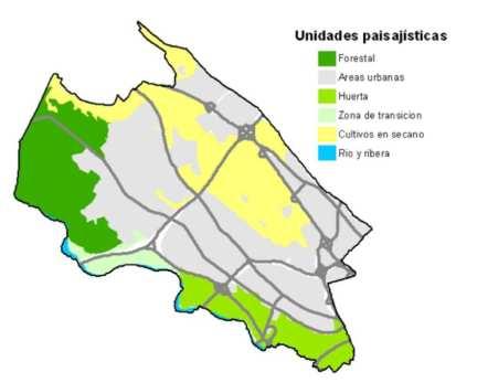 Paisajes Paterna