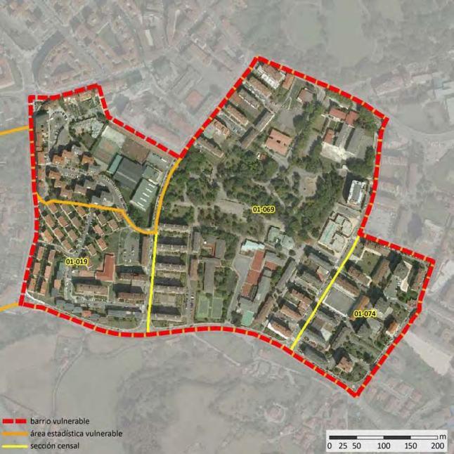 Barrio La Magdalena-San Jose Artesano