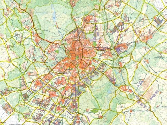 Madrid_Metropolitan_Reticular_Plan