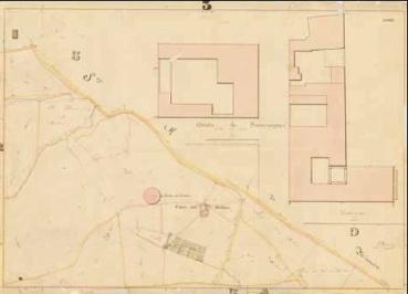 Quinta de Somosaguas 1875