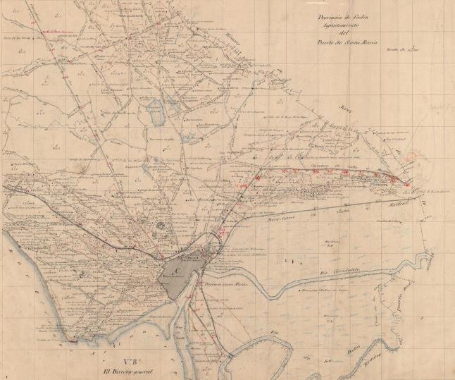 1873 Puerto de sta maria