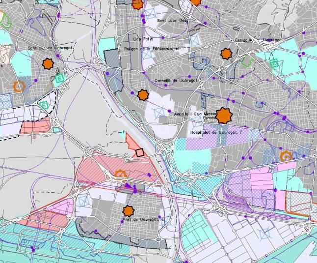 2 3 Sistema urba Estrategies urbanes