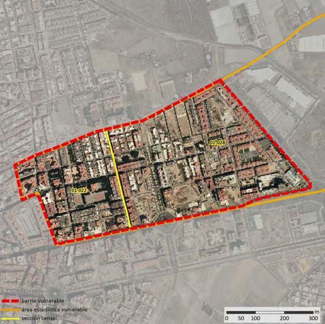 Barrio Centro Urbano-Noreste
