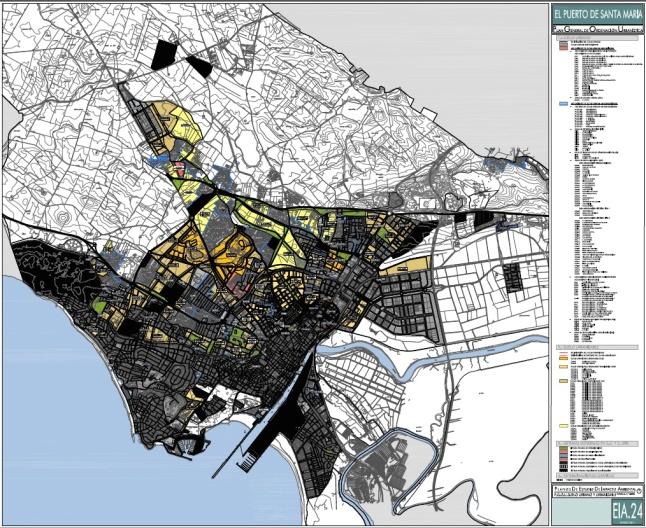 suelo urbano y urbanizable