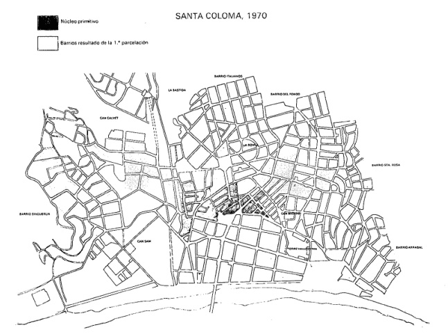 1970 santa coloma