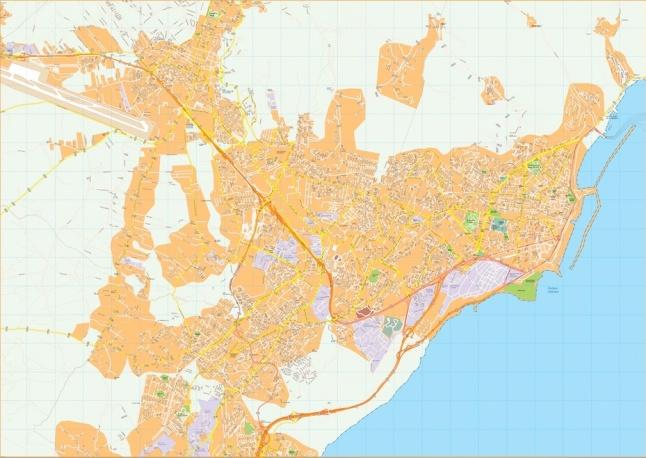 mapa-callejero-santa-cruz-tenerife