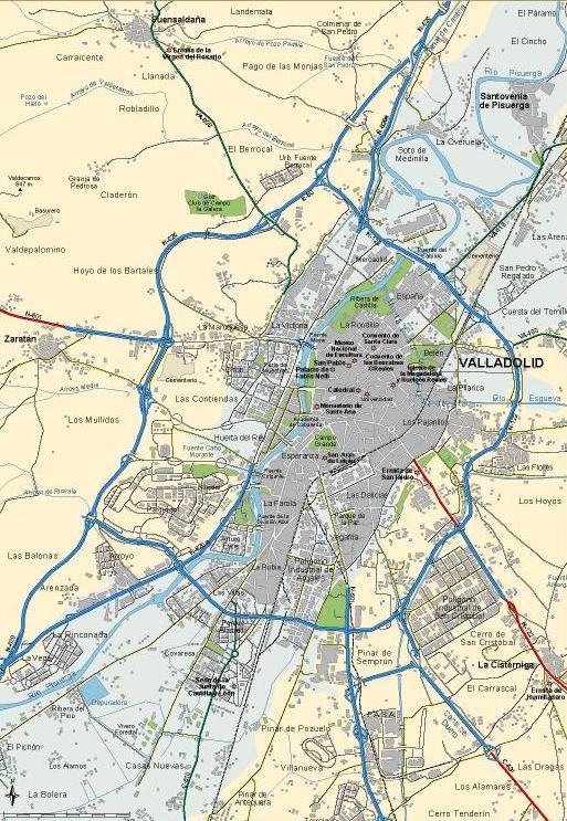mapa_valladolid_accesos