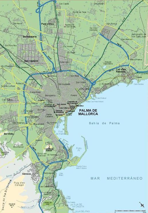 mapa_palma_mallorca_accesos