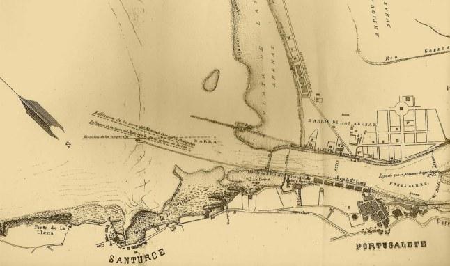 1870 Barra de Portugalete
