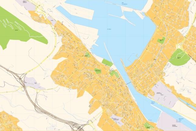 Mapa-Portugalete