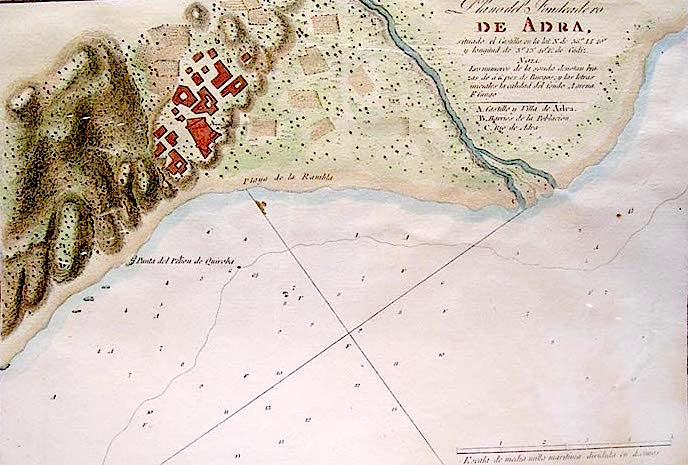 c777bba19 Antigua ciudad de Abdera. Según Estrabón fue una colonia de origen púnico  fundada en el siglo VI aC. Aunque en el siglo VIII aC ya fue un  emplazamiento ...